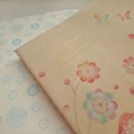 ■アミファ エメルスタイル ― A5ノート 『Flower Dream』