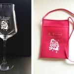 ■『サンヴァンサン八王子2016』ワイングラス・ホルダー