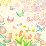 ■ヤマハ音楽振興会 ― 『ぷらトモ vol.7』 見開き挿絵